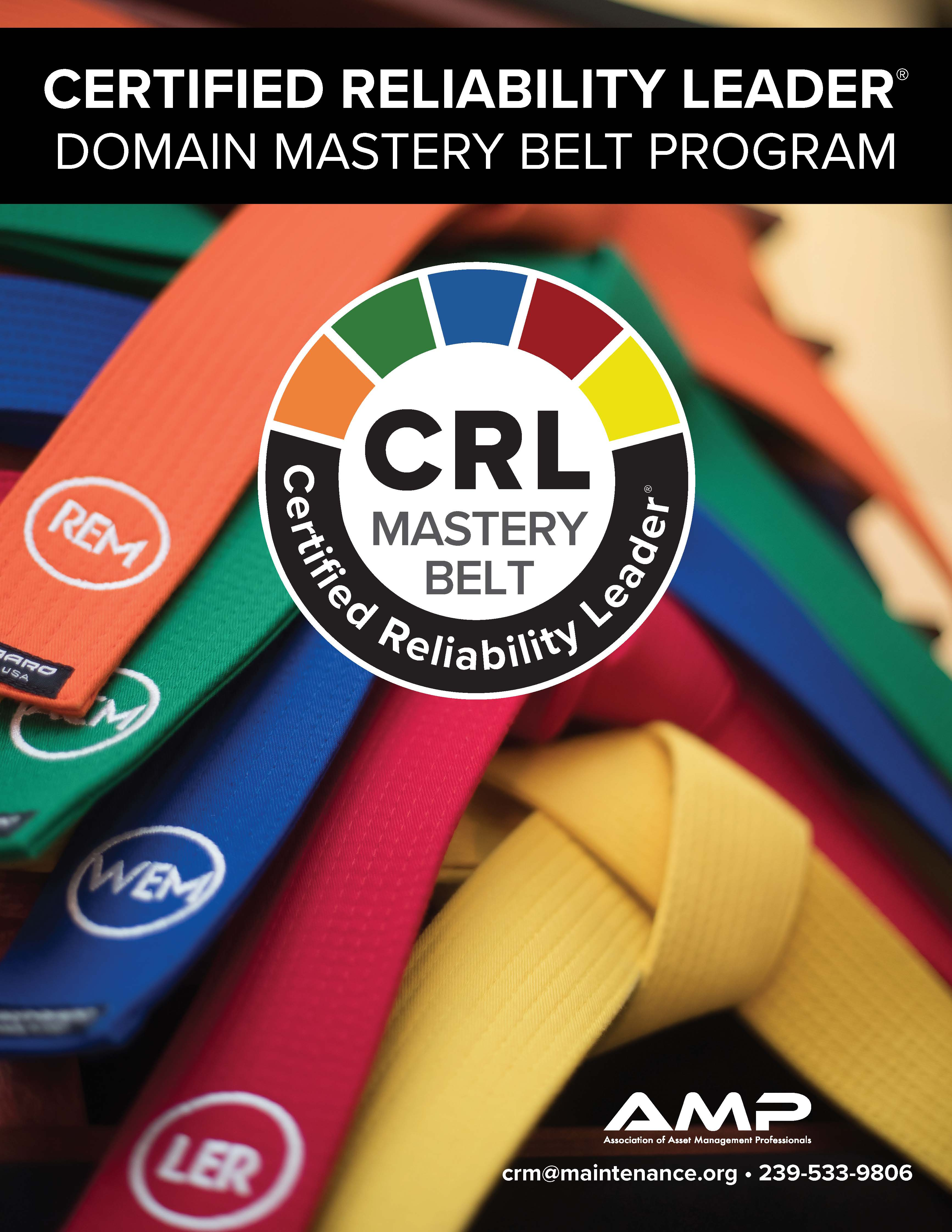 CRL Mastery Belt